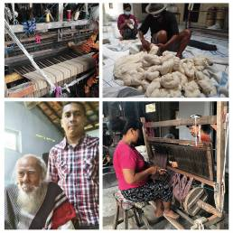 makers handloom artisans lurik